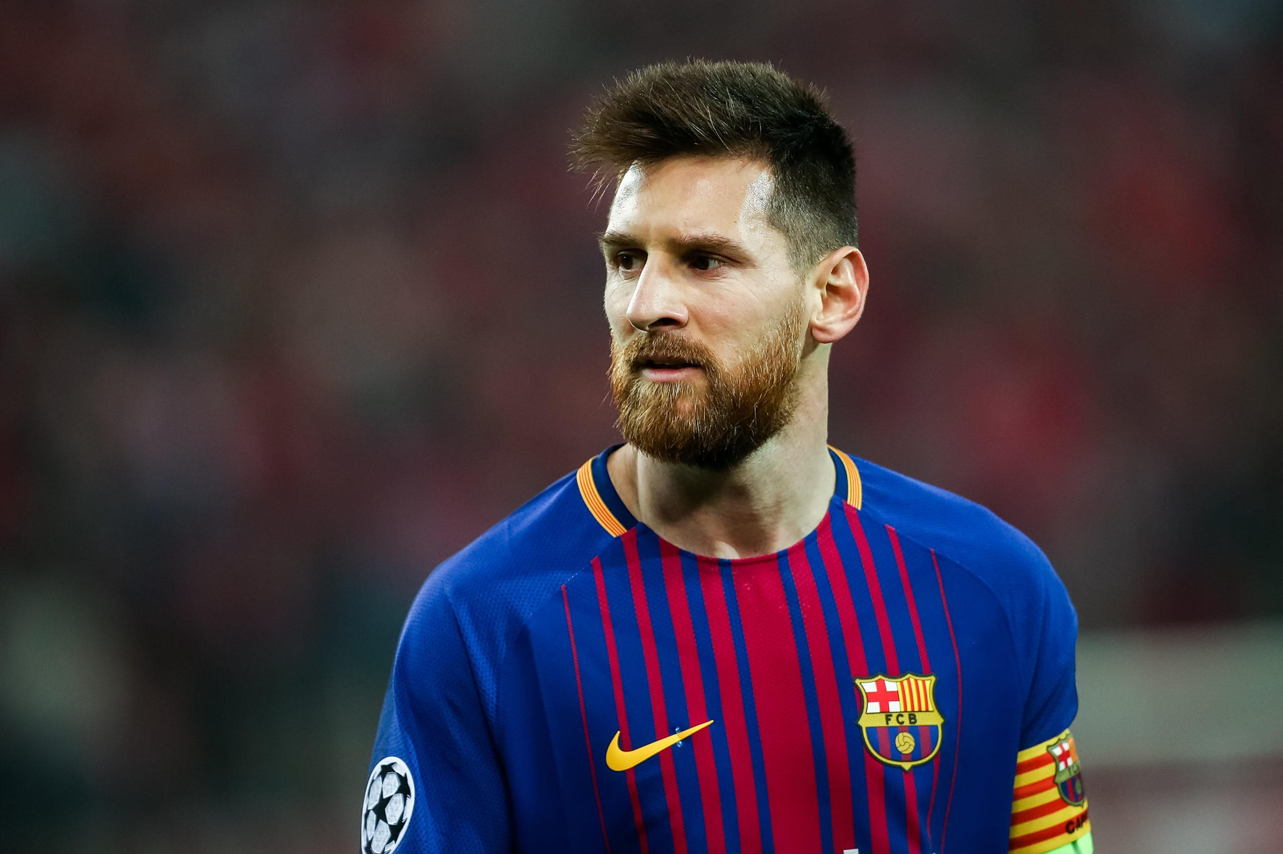 """Messi se queda: """"Voy a seguir en el Barça y mi actitud no va a cambiar por más que me haya querido ir. Voy a dar lo mejor"""""""