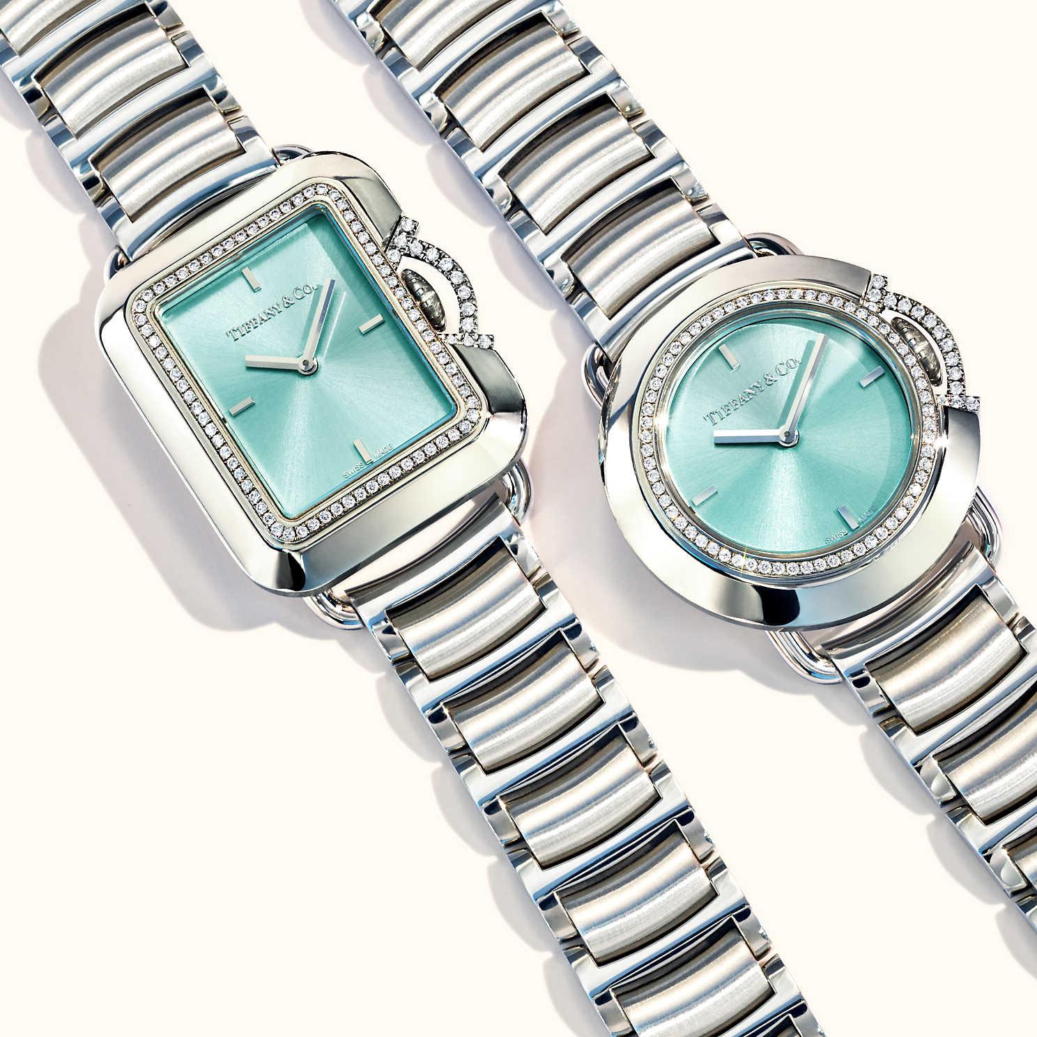 Tiffany & Co. presenta La hora del T: su nueva colección de relojes
