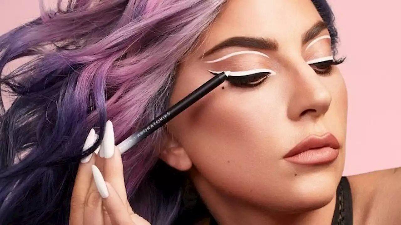 Lady Gaga lanza línea de delineadores para enfatizar la mirada