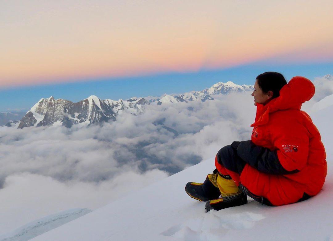 Conoce a Viridiana Álvarez, la mexicana que ha conquistado las montañas