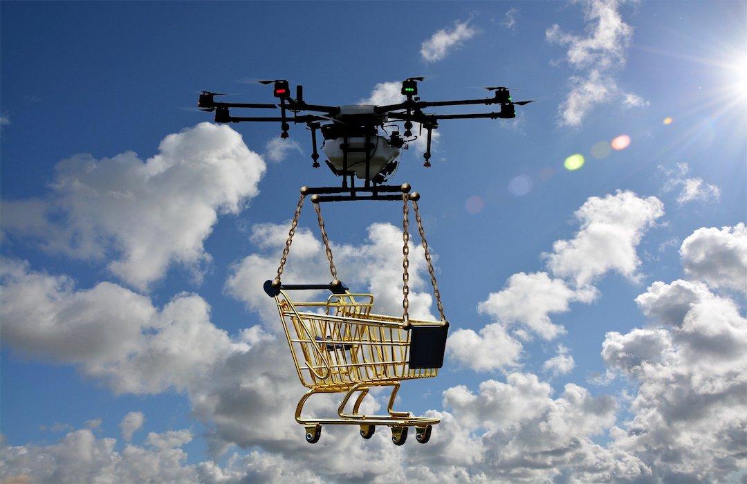 Amazon ya podrá entregar paquetes con drones en Estados Unidos