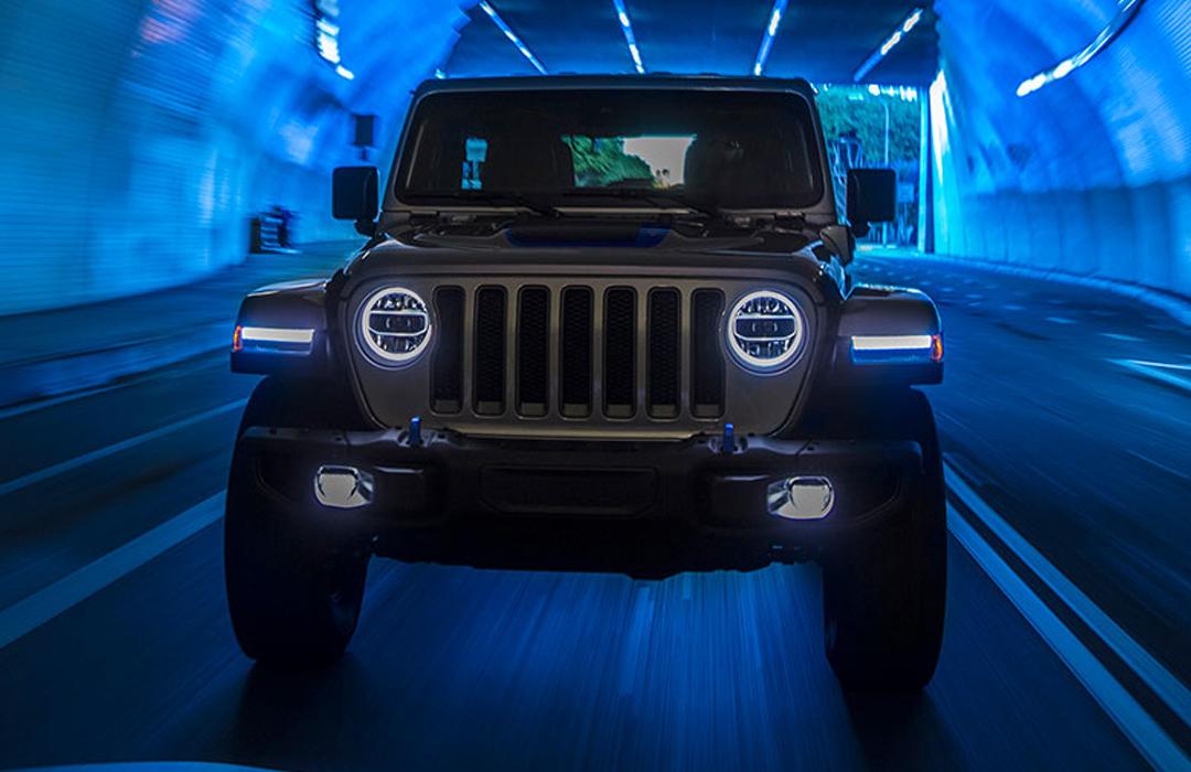 Jeep lanza sus primeros vehículos eléctricos y lucen increíbles