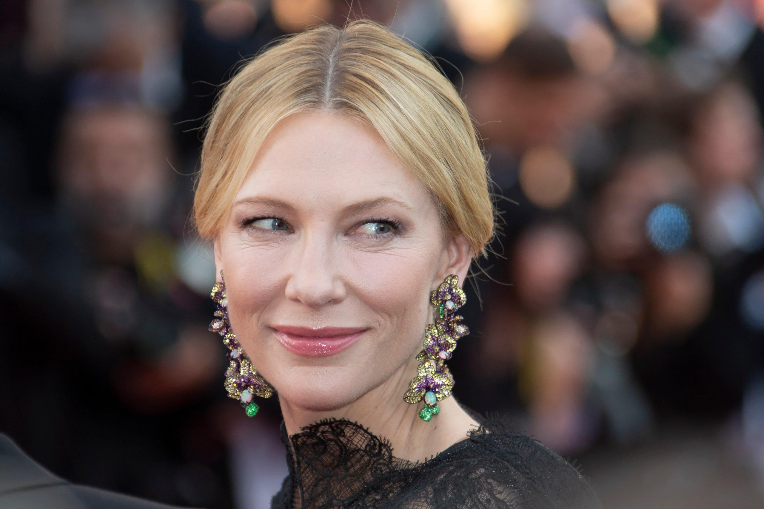 Ve el vestido que Cate Blanchett recicló en el Festival de Cine de Venecia