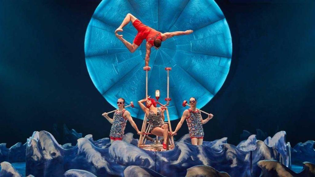 Ahora puedes entrenar como los artistas del Cirque du Soleil gracias a sus videos en YouTube