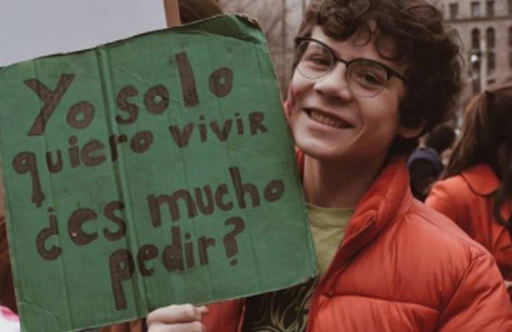 Conoce a Jerónimo, el chico que explica el marxismo a través de TikTok