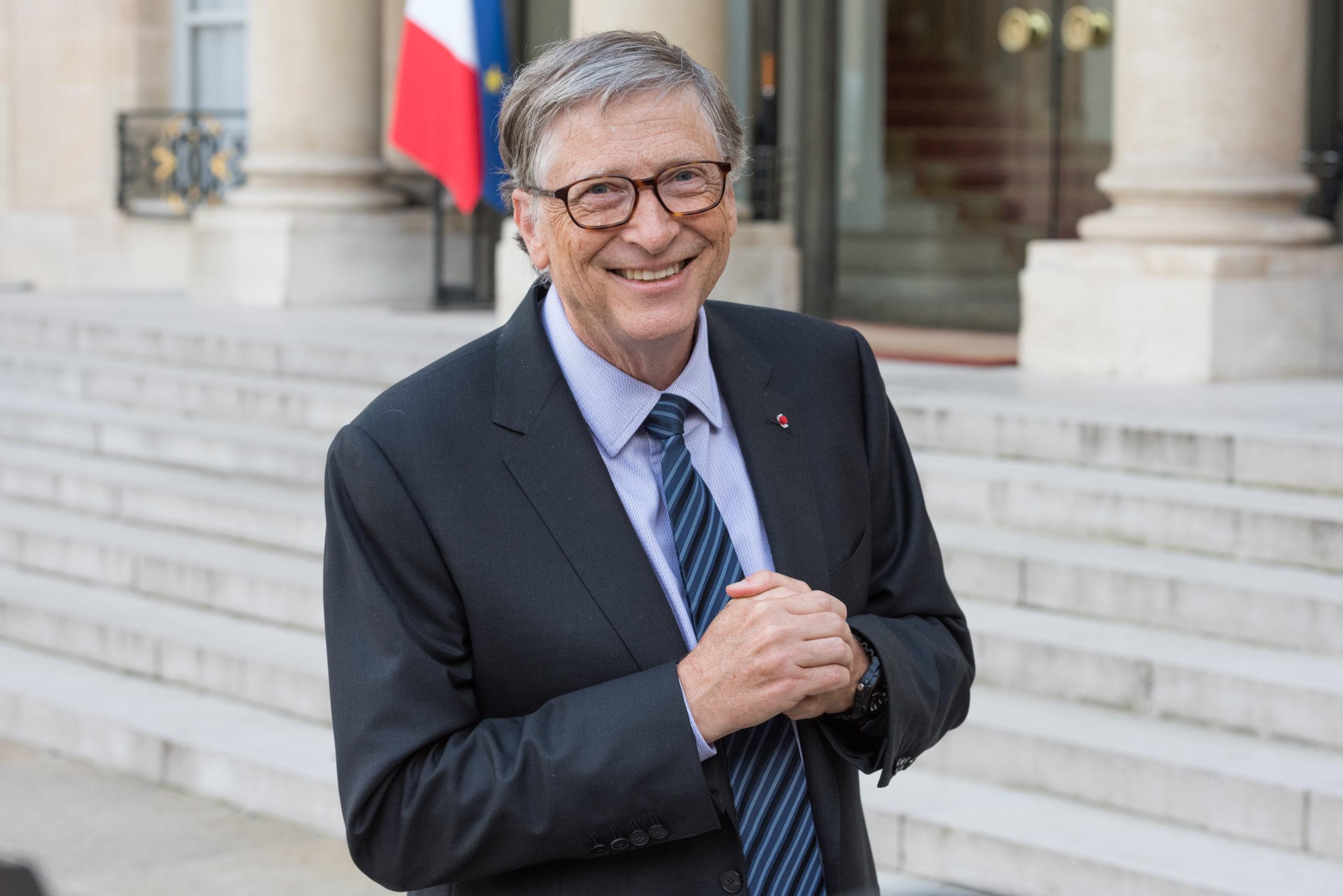 """""""Hay cosas inesperadas que pueden descarrilar los sueños. Pero podemos controlar en qué nos enfocamos para hacerlos realidad"""": Bill Gates"""