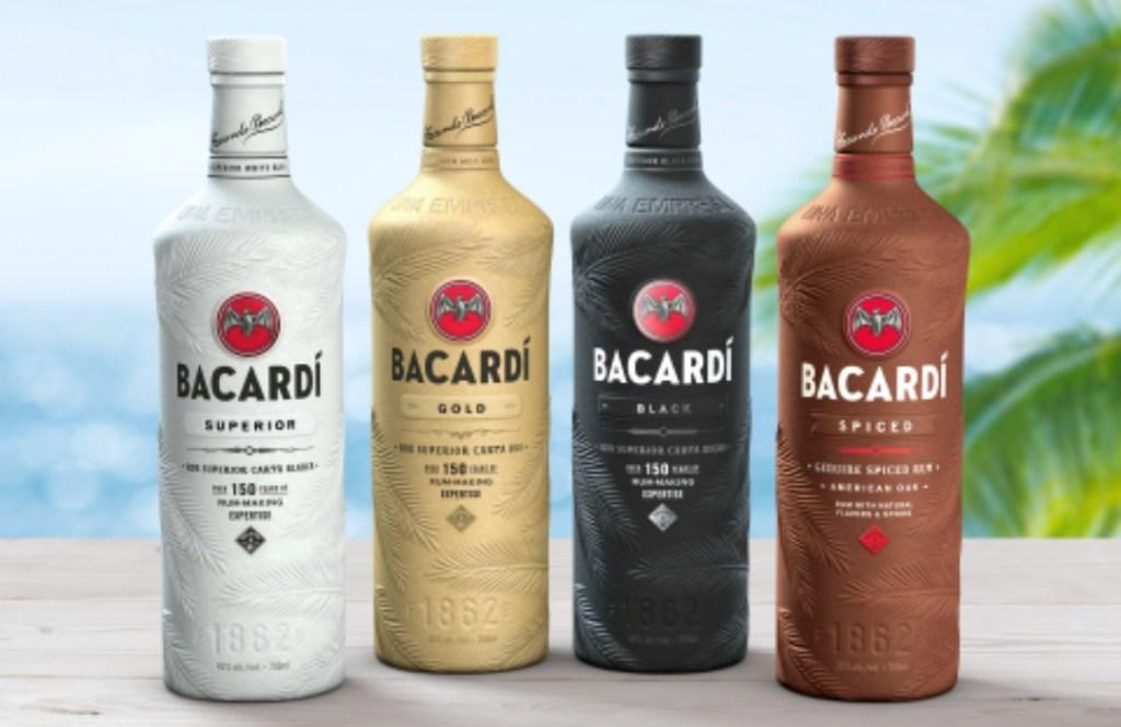 Bacardí anuncia botellas biodegradables y se compromete con el medio ambiente