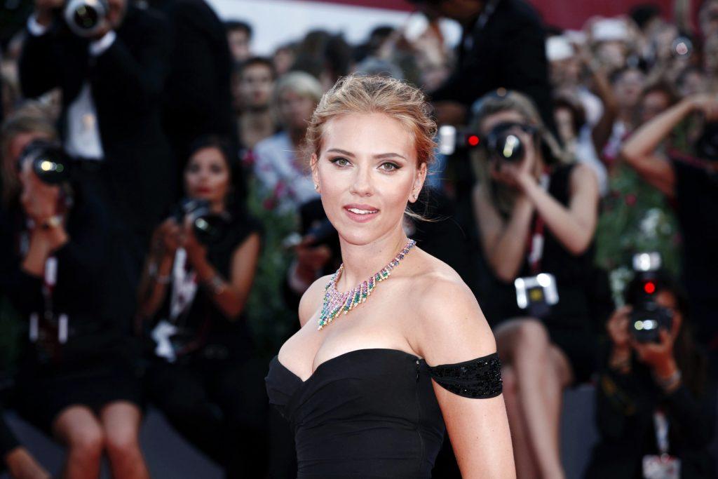 Los mejores personajes interpretados por Scarlett Johansson