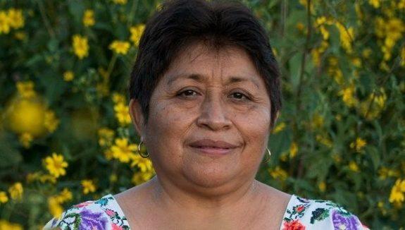 Leydy Pech: la mexicana que ganó el «Nobel» del medioambiente por su trabajo como apicultora