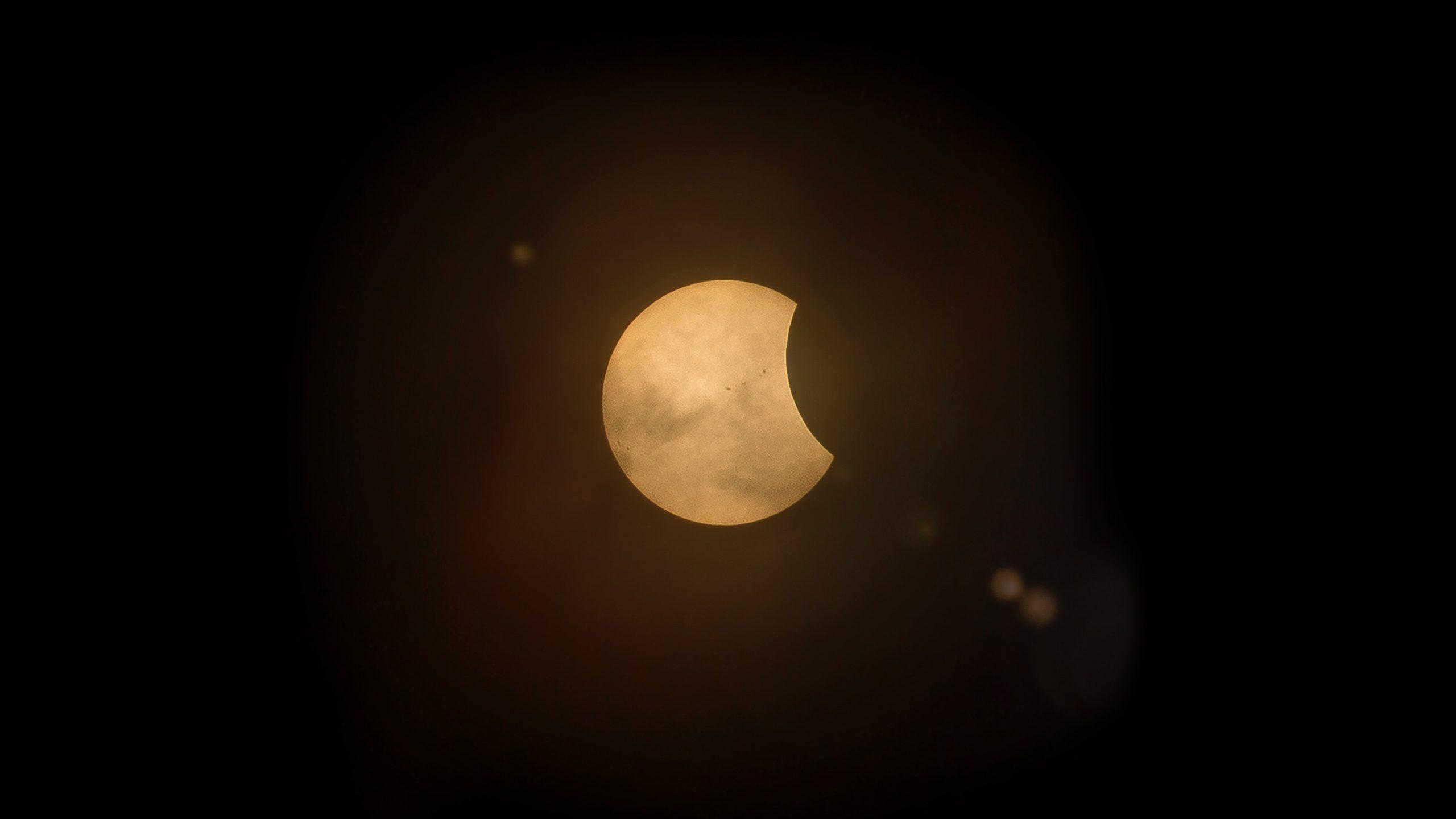El último eclipse solar de 2020, te decimos dónde verlo en tiempo real