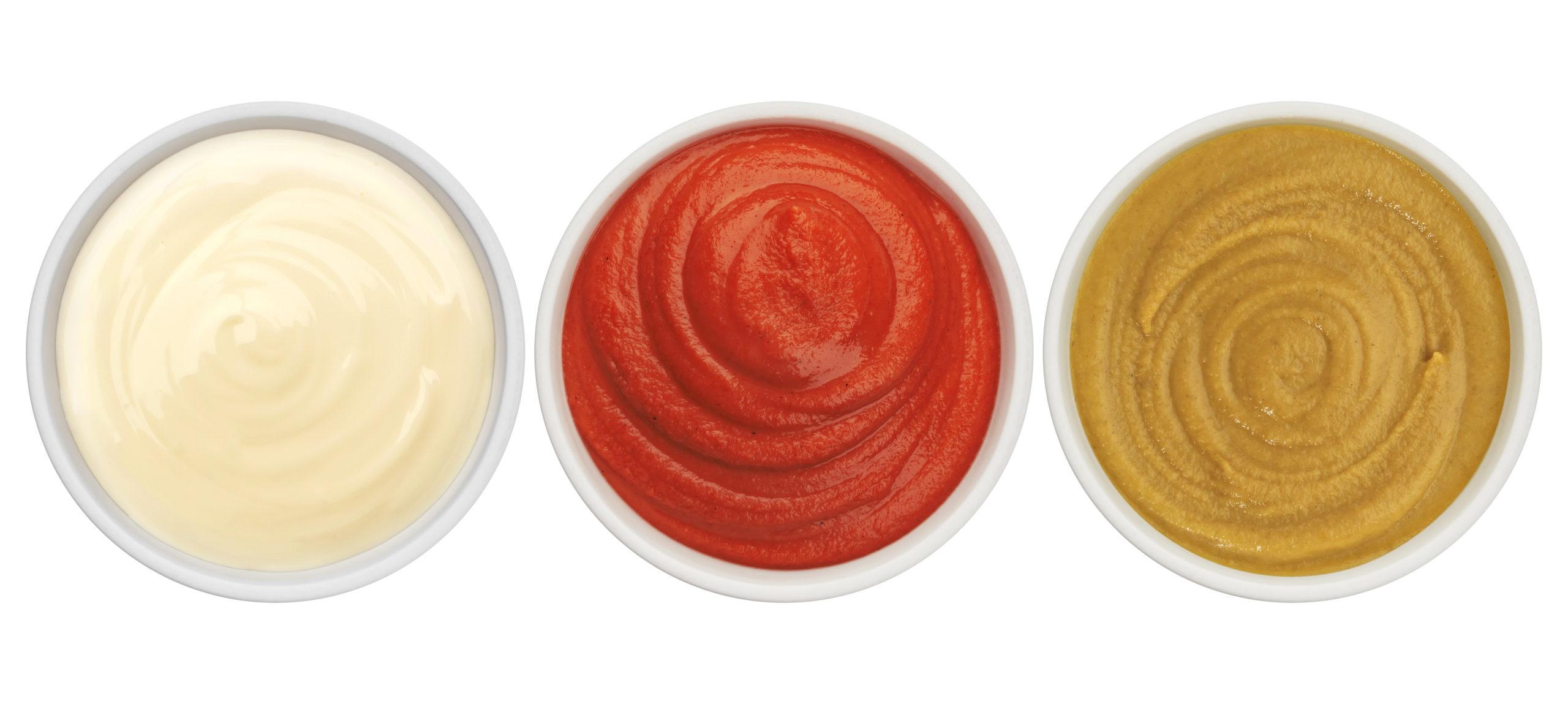 Bolsas de catsup, mostaza y otras salsas, serán 100% biodegradables
