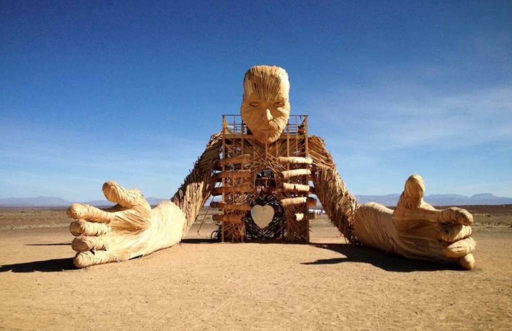 Daniel Popper: El artista de las esculturas gigantes que están por todo el mundo