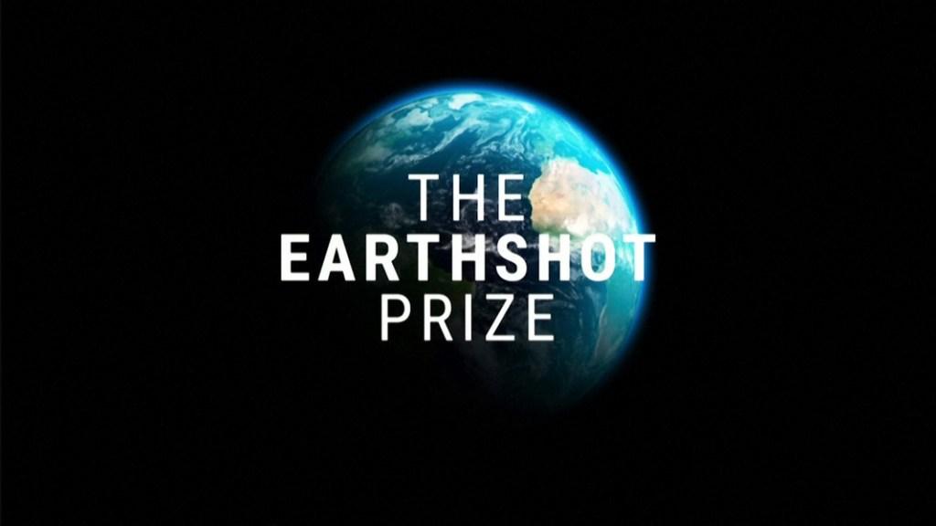 Príncipe Guillermo y el premio Earthshot