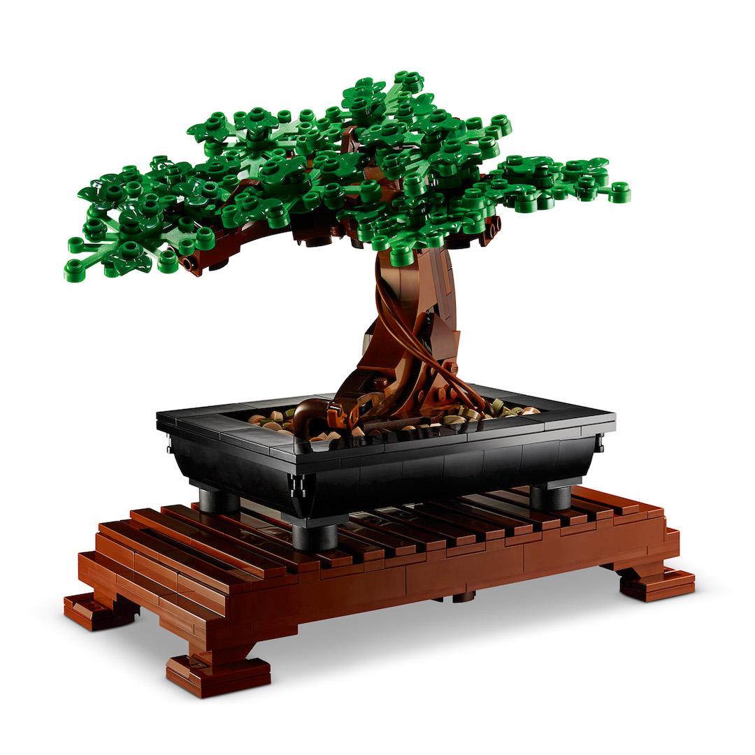 LEGO plantas y flores