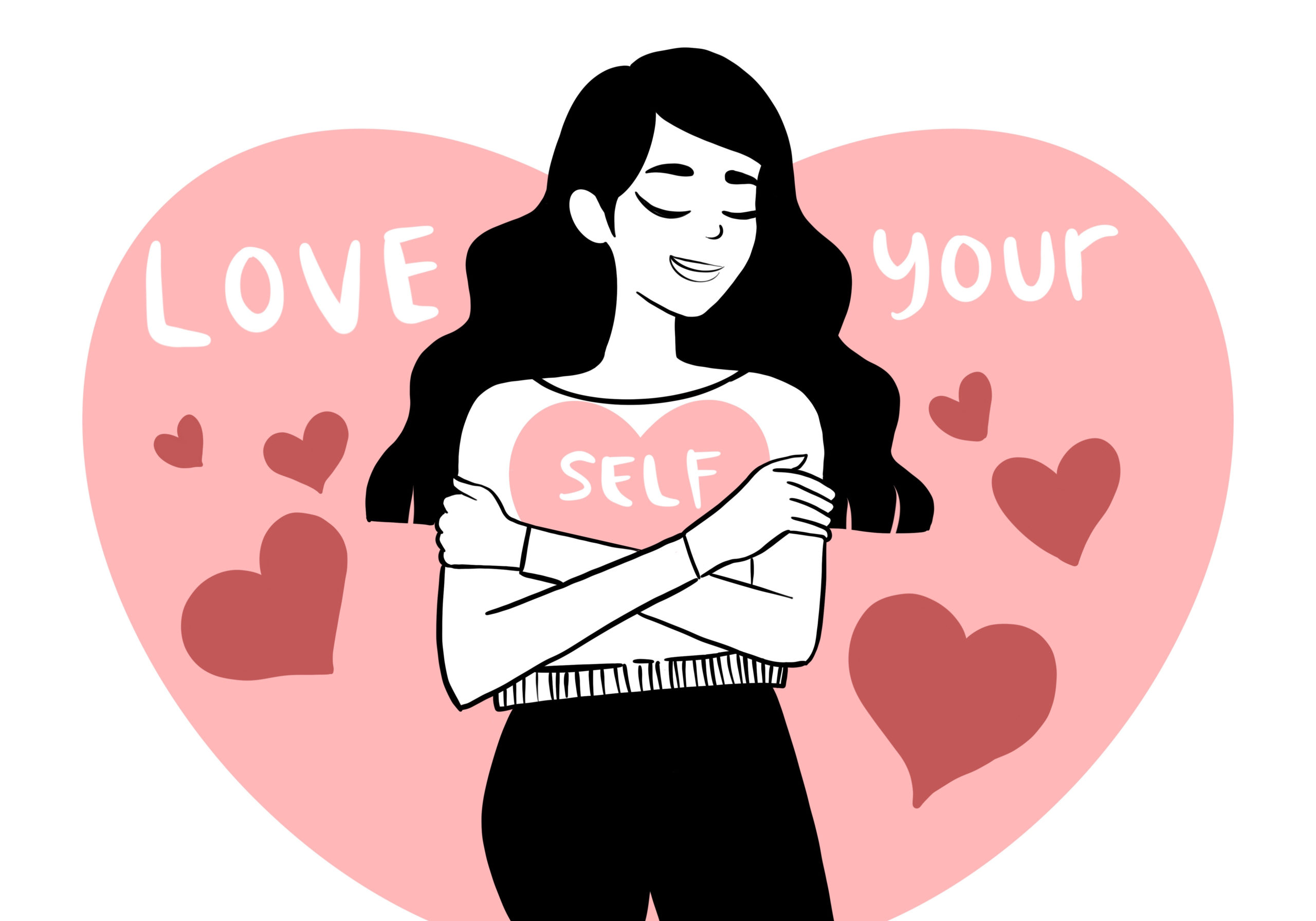 En 2021, ámate a ti mismo y baja de peso