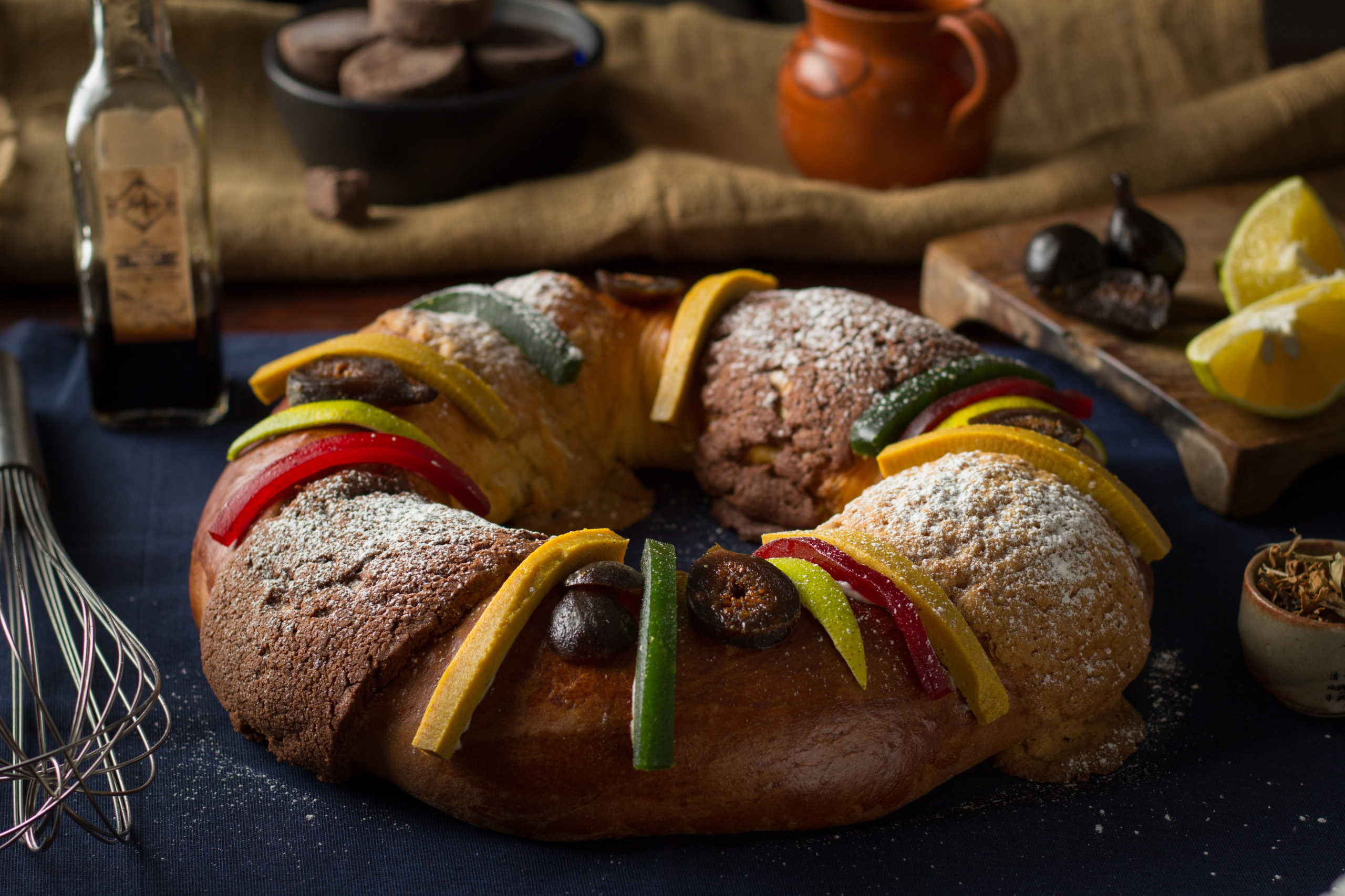 Roscas de Reyes que debes probar (amarás la opción vegana)