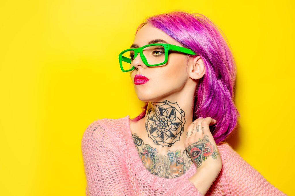 Razones por las que debes elegir tatuajes veganos