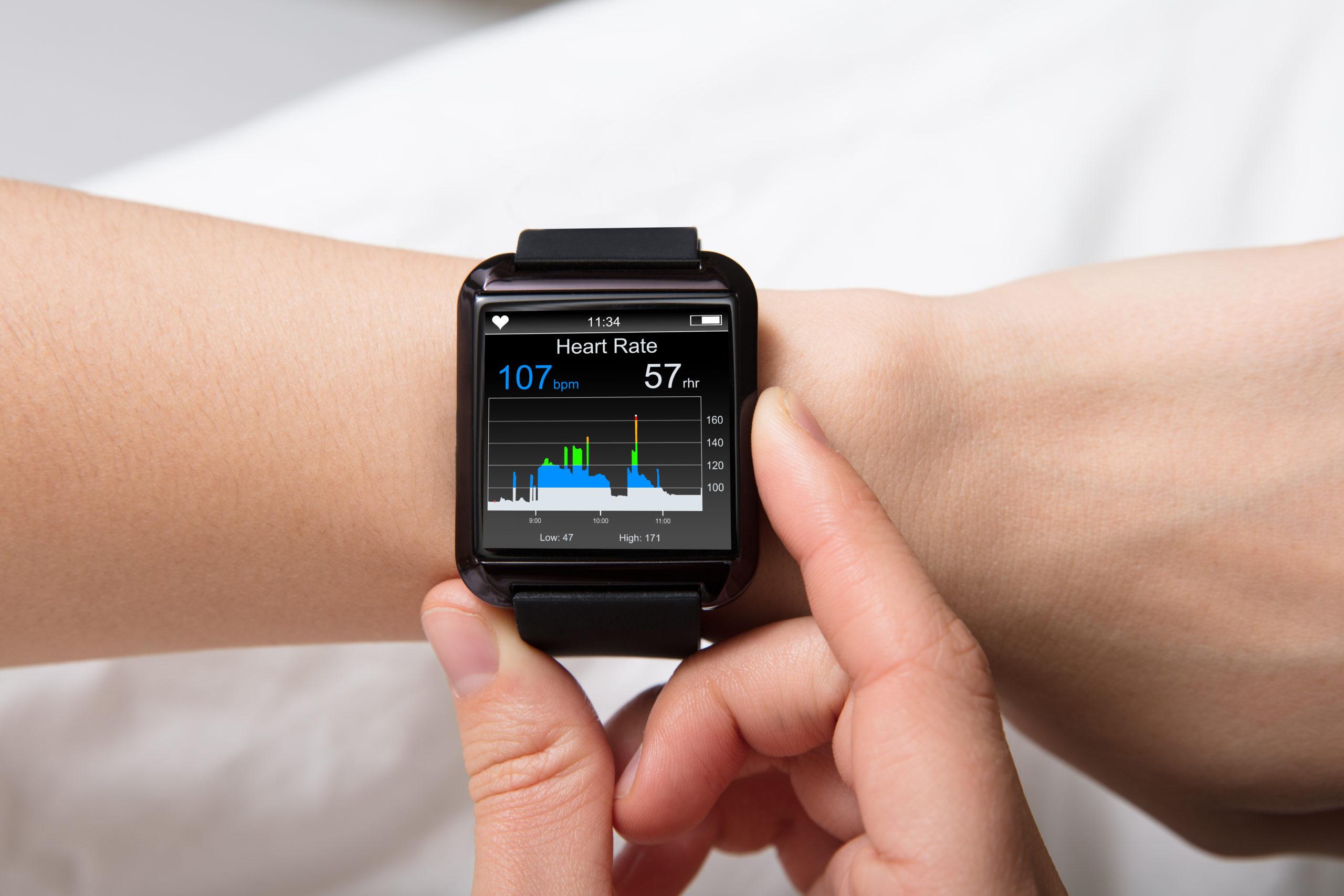 Tu smartwatch podría avisarte de que tienes Covid-19