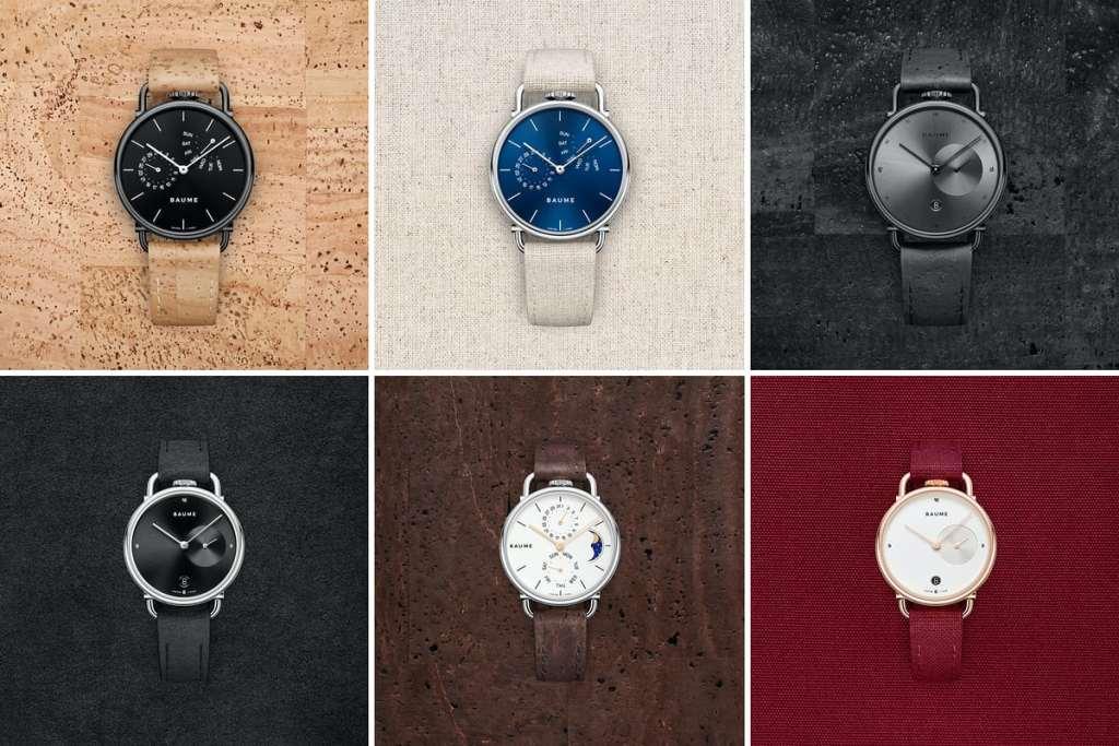 Relojes 100% sustentables que querrás tener