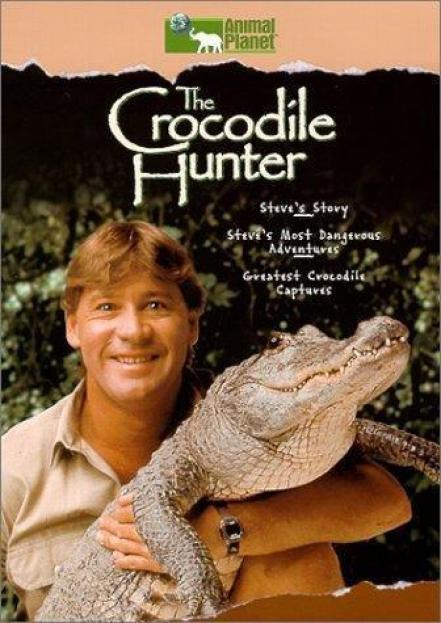 Steve Irwin murió a los 44 años