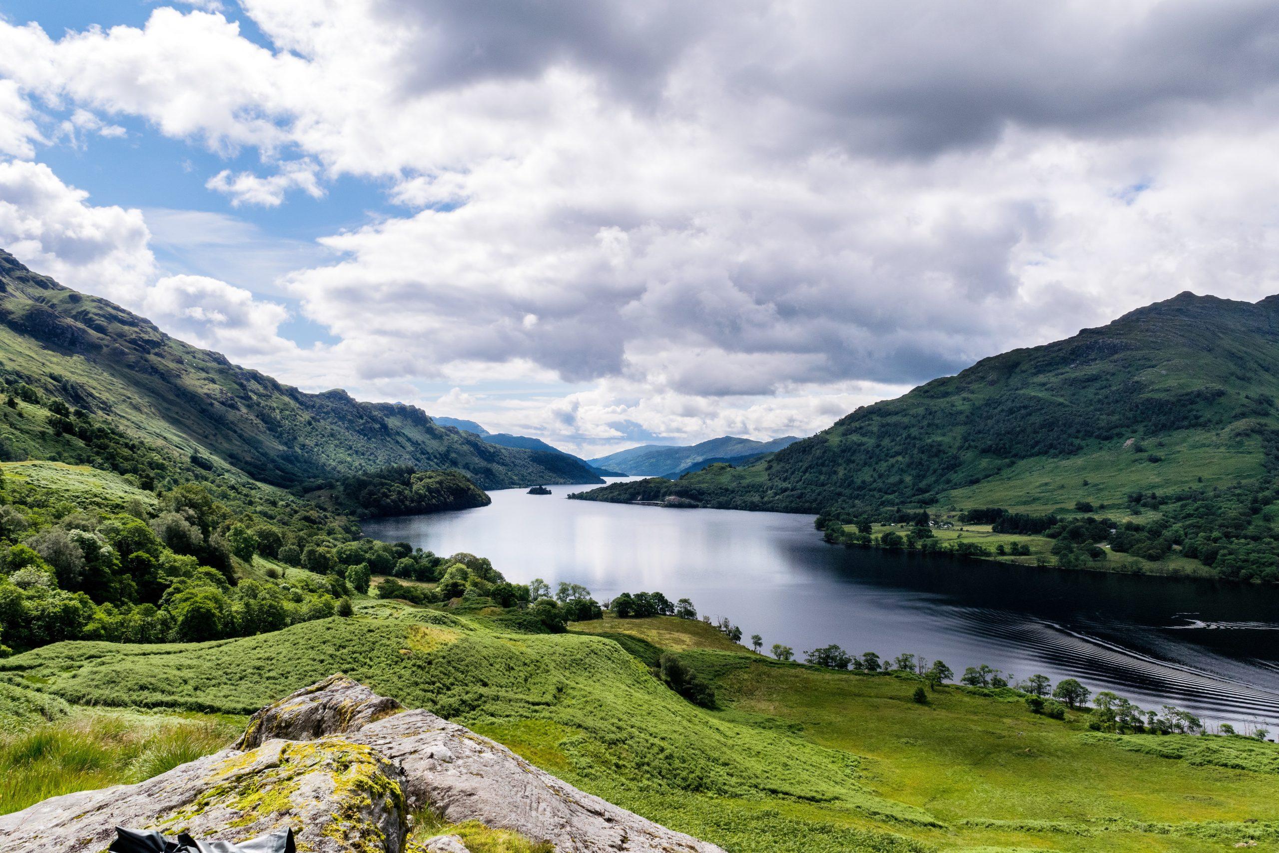 Reino Unido convertirá sus montañas en «baterías» de energía hidroeléctrica