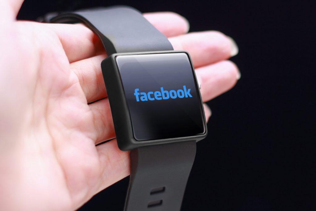Facebook está listo para lanzar su primer smartwatch