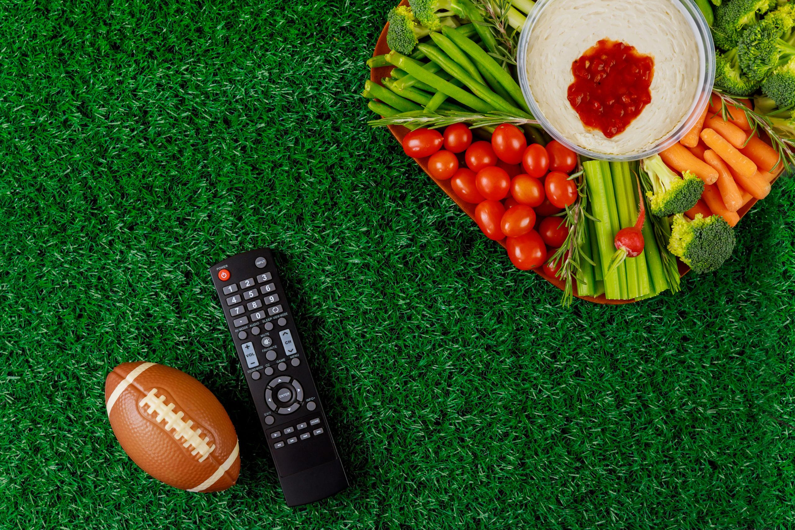 Tres botanas veganas para el Super Bowl que te encantarán