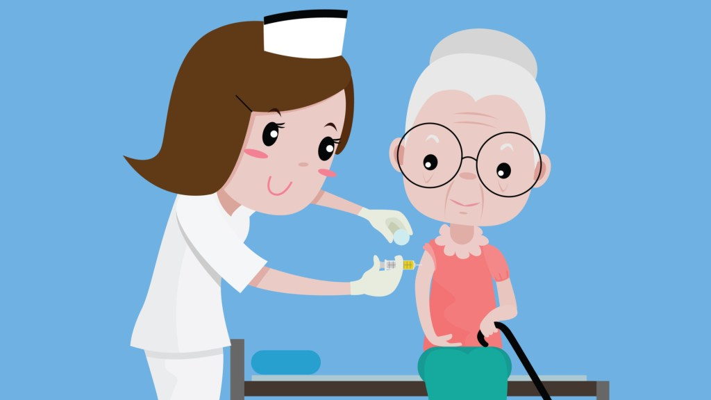 Cómo convencer a las personas mayores sobre la vacuna para Covid-19