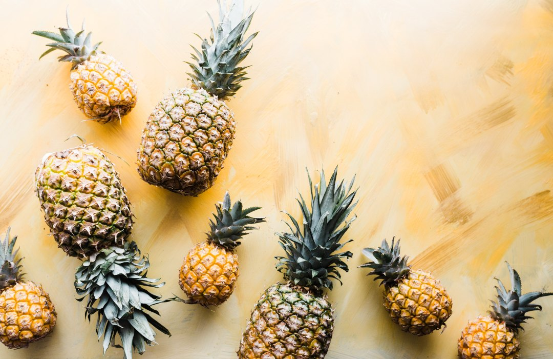 Piña: beneficios y propiedades para consumir esta fruta casi perfecta