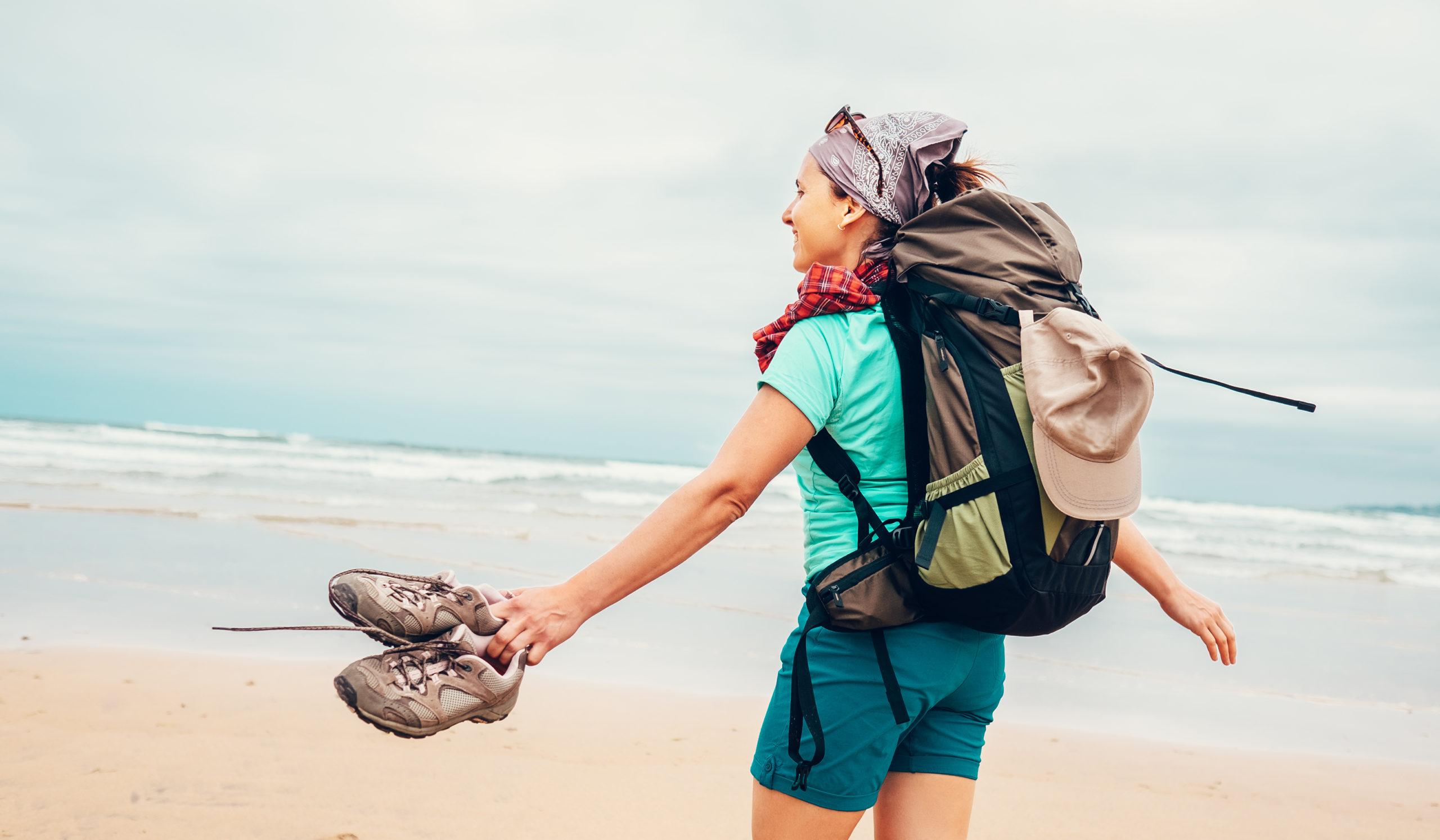 Mujeres viajeras: ellas prefieren viajar solas este año