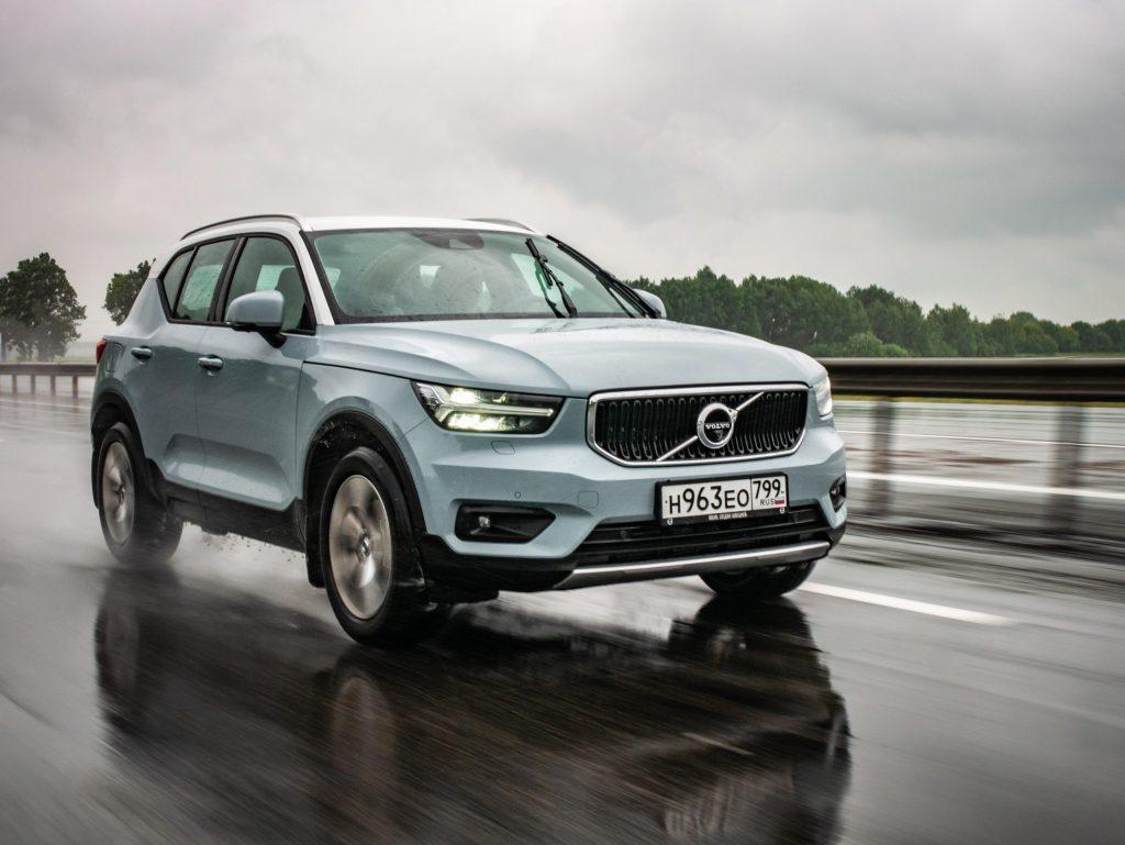 Volvo dice adiós al combustible: en 9 años todos sus autos serán 100% eléctricos