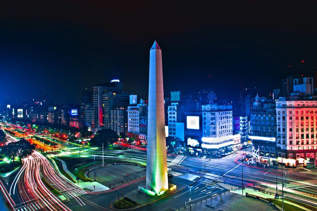 Buenos Aires: primera ciudad en América Latina con alumbrado 100% LED