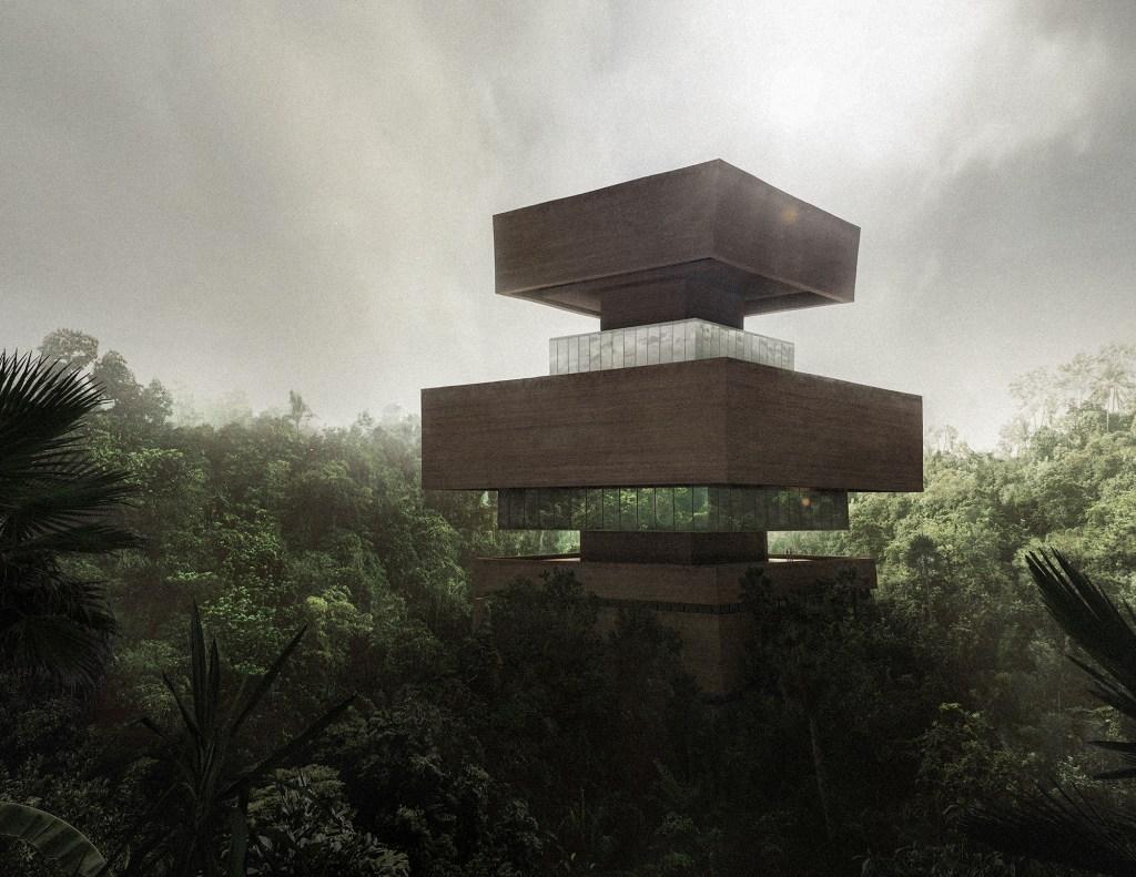 Conoce Xinatli: el nuevo museo en medio de la selva mexicana