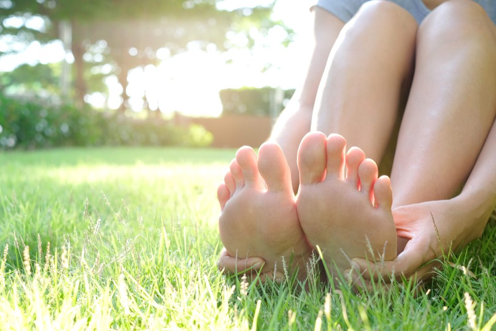 6 reglas de oro para mantener un correcto cuidado de los pies