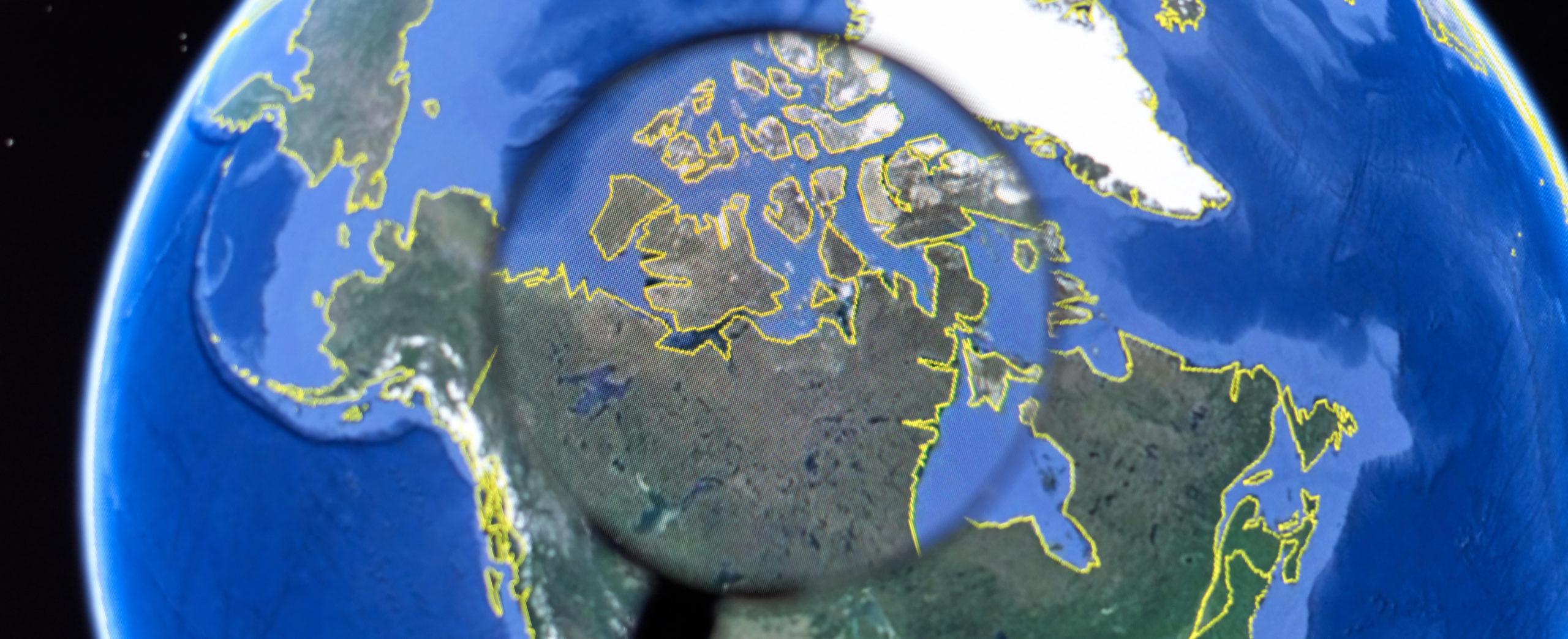 ¿Cómo ha evolucionado la Tierra en 37 años? Google Earth te lo muestra