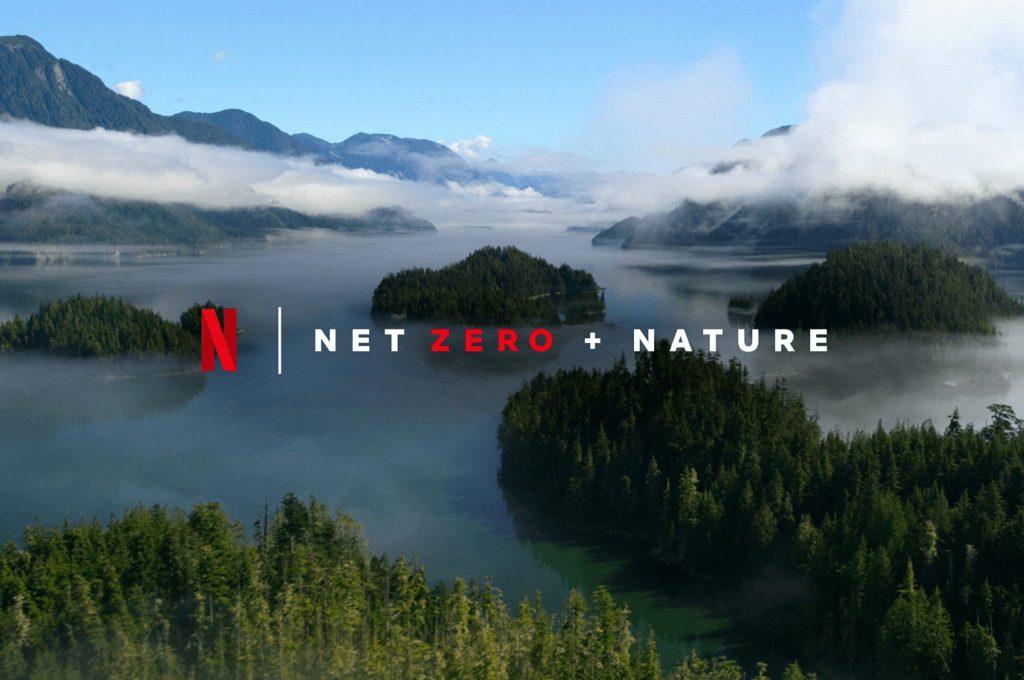 Netflix promete cero emisiones de carbono en menos de dos años