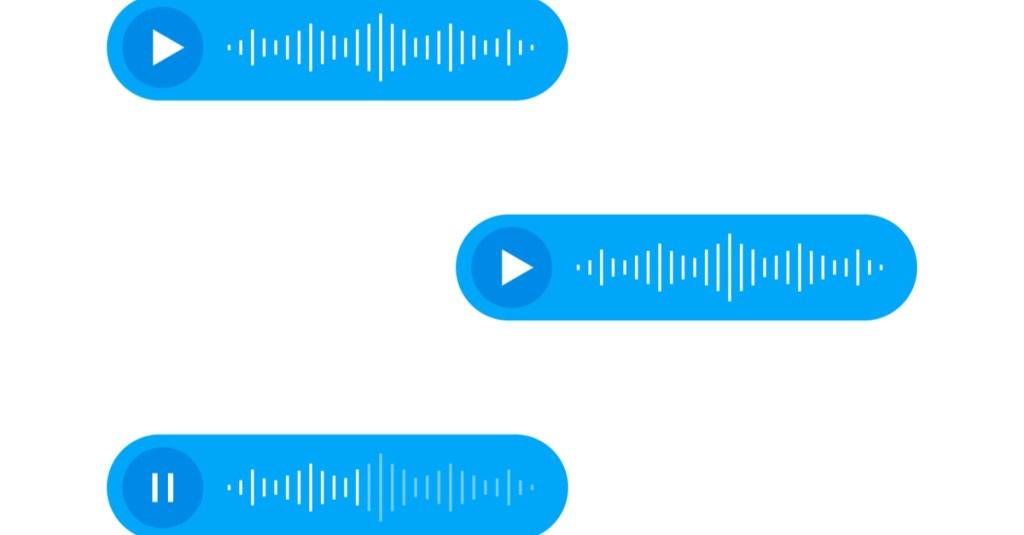 ¿Mensajes de voz o de texto? la ciencia te dice cuál es el mejor
