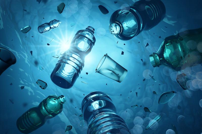 Inteligencia artificial: más eficaz para identificar residuos plásticos en el océano