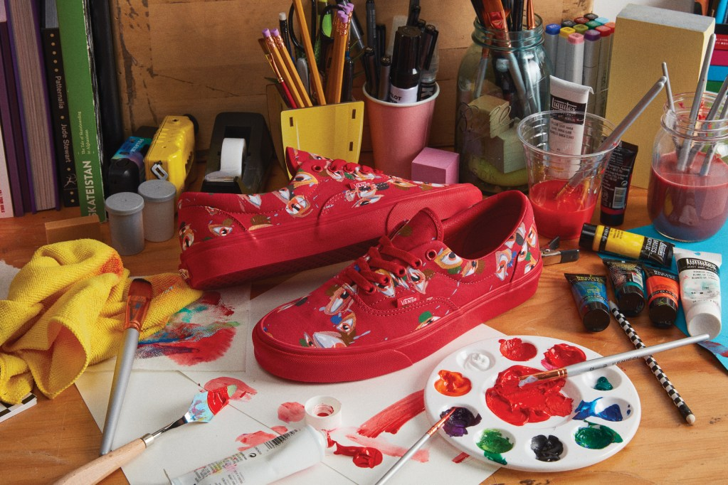 Checa los tenis Vans del ganador mexicano del concurso Global Custom Culture