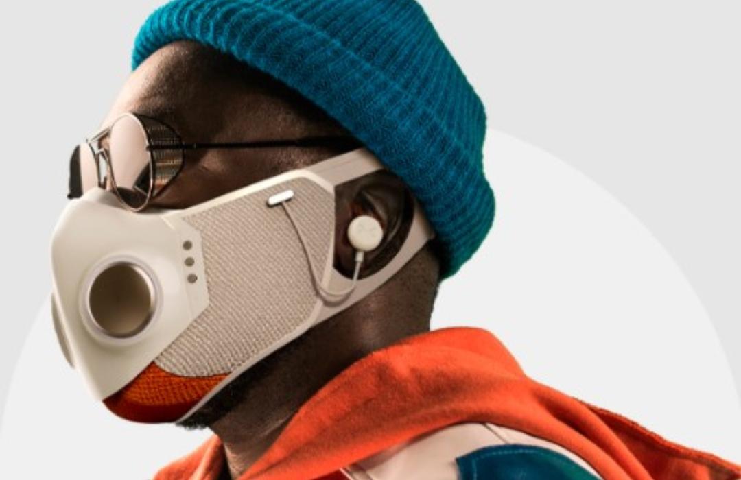 Xupermask: el cubrebocas inteligente creado por Will.i.am y el mexicano José Fernández que desearás tener