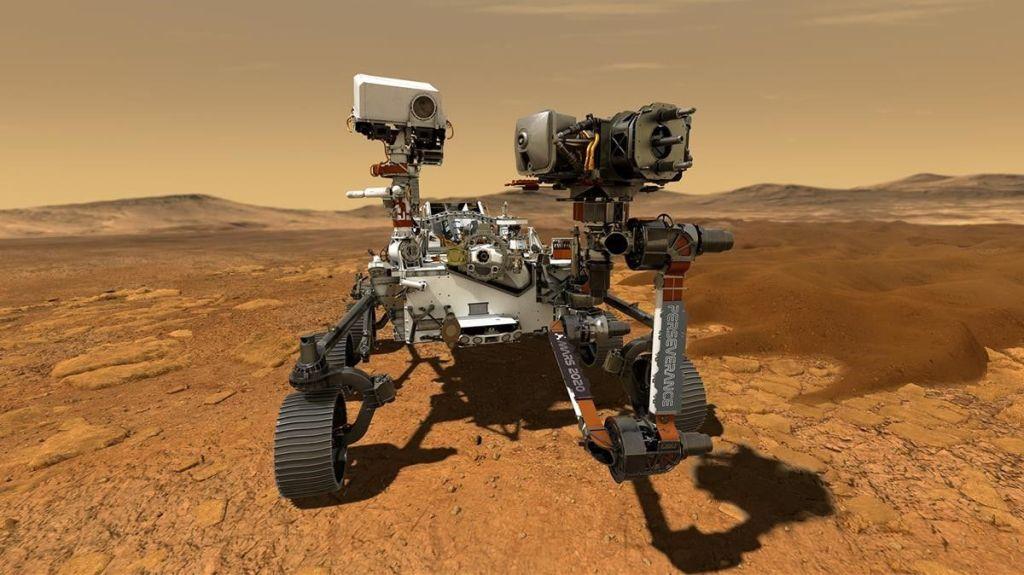 La NASA produce oxígeno que se puede respirar… ¡en Marte!