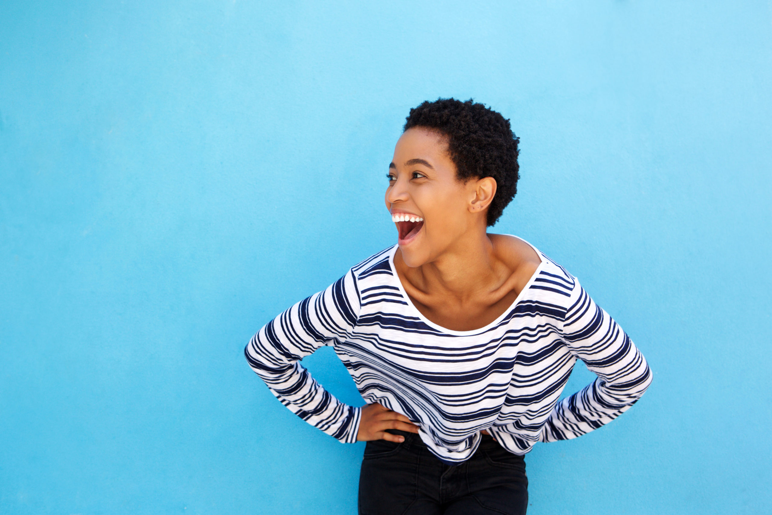 ¡Sonríe! 6 increíbles beneficios de reír para tu salud
