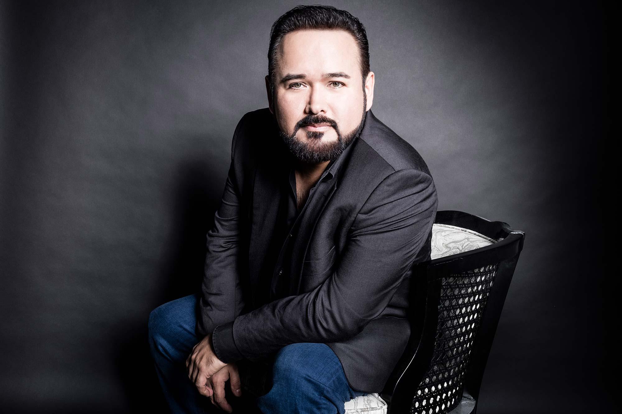 El mexicano Javier Camarena, mejor cantante masculino en los International Opera Awards 2021