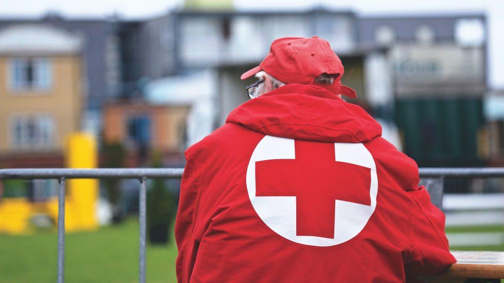 No solo son ambulancias: Día Internacional de la Cruz Roja