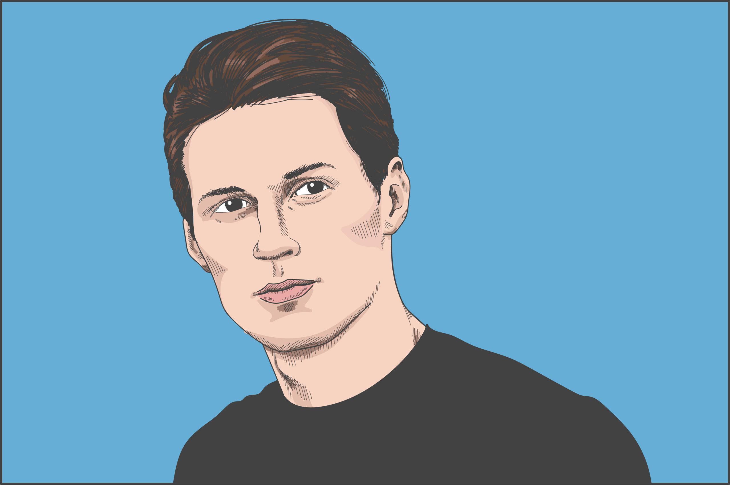 Pável Dúrov, fundador de Telegram, busca asistente y estos son los requisitos