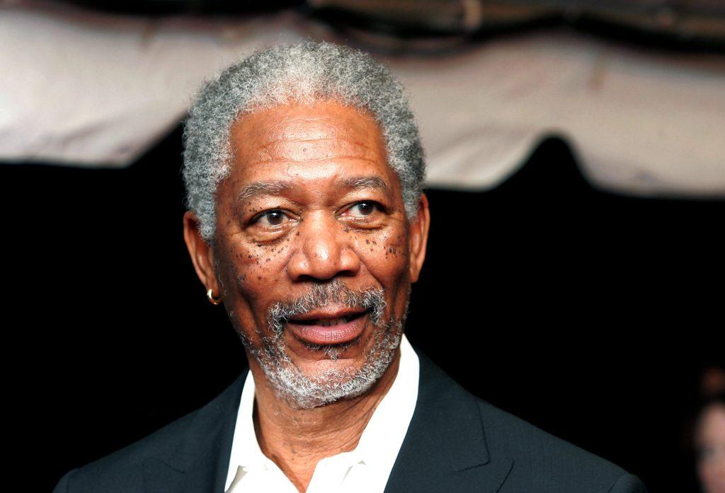 Razones por las que admiramos a Morgan Freeman