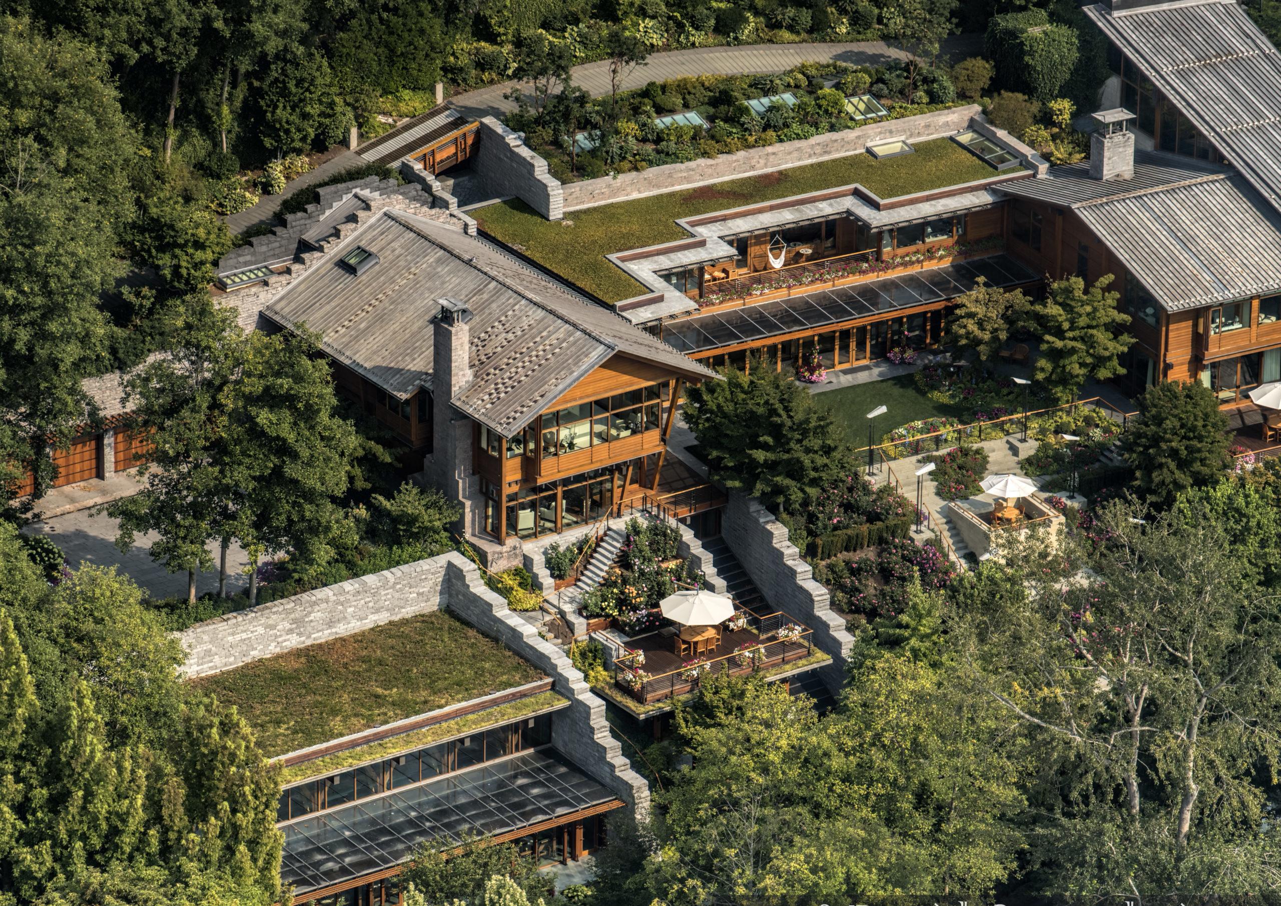 Xanadu 2.0: las excentricidades escondidas en la famosa mansión de Bill y Melinda Gates