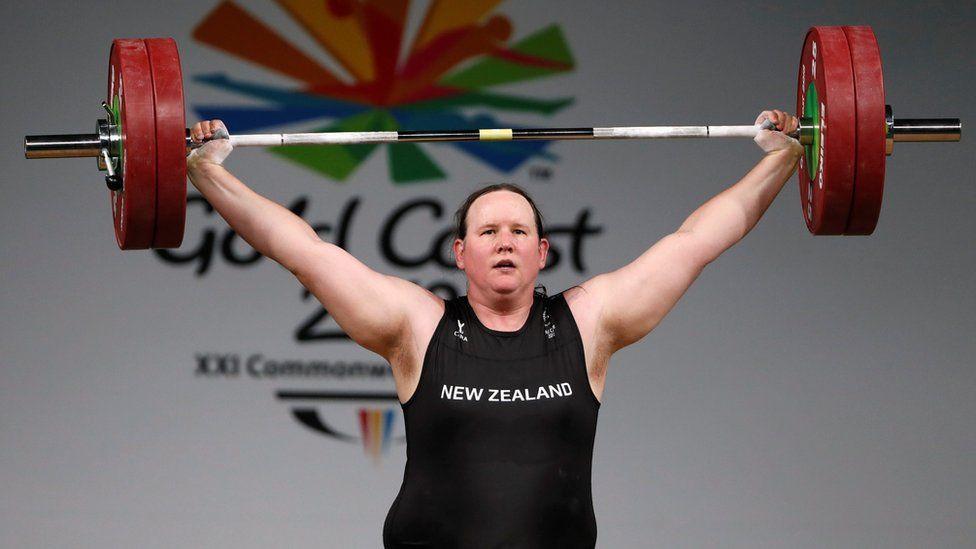 ¡Felicidades! Ella es la primera atleta transgénero que irá a las Olimpiadas