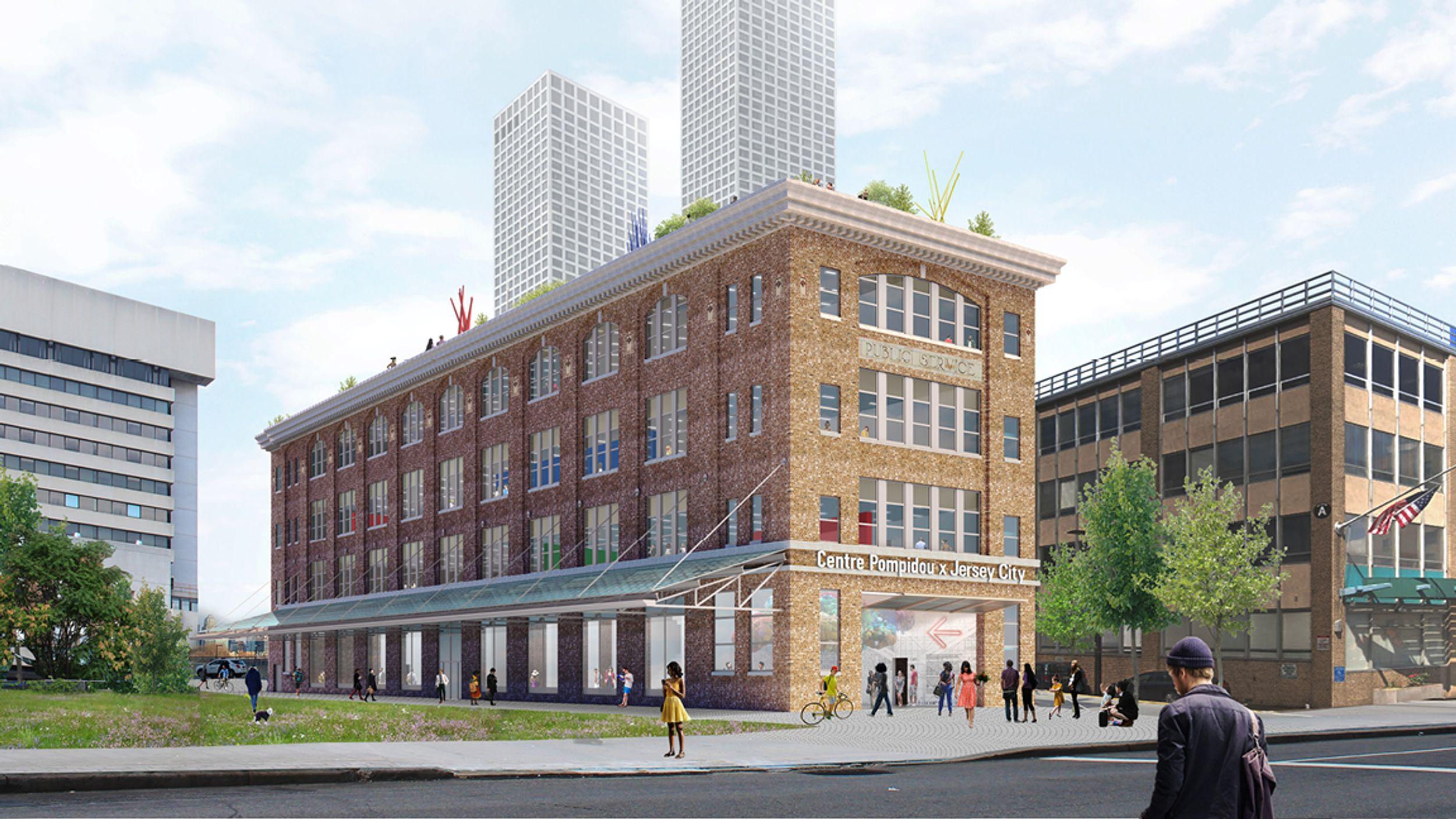 El Centro Pompidou abrirá en los suburbios de Nueva York