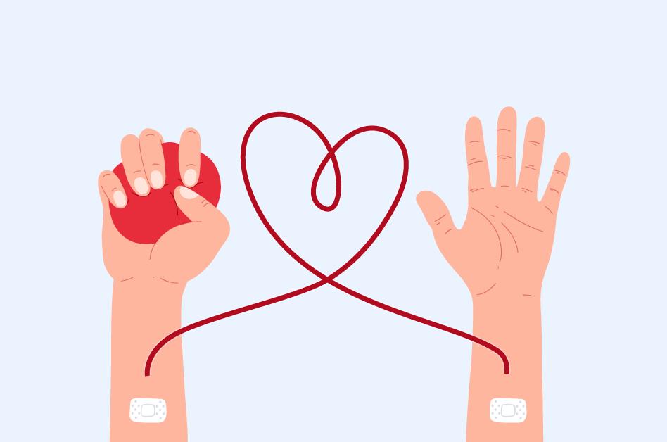 5 razones por las que es fundamental donar sangre, según la ONU